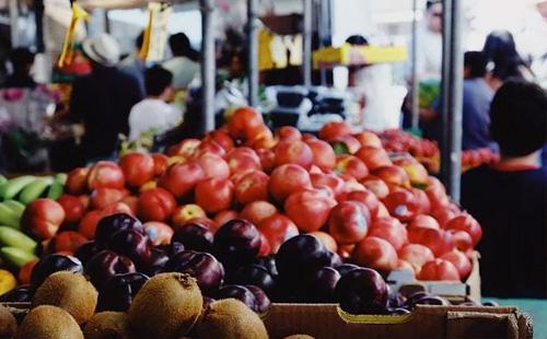 农贸市场招商