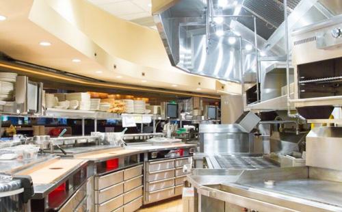 商业厨房品牌营销
