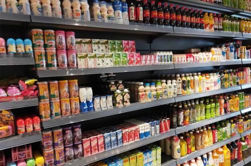 快消品超市营销