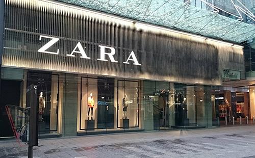 zara服装品牌营销策略分析