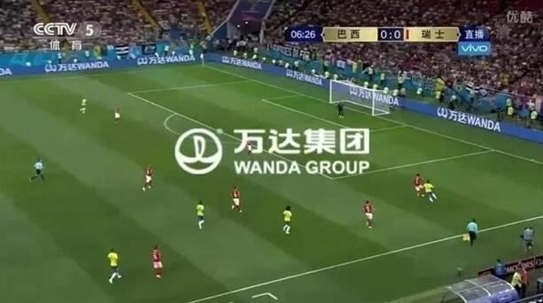 万达赞助2018世界杯