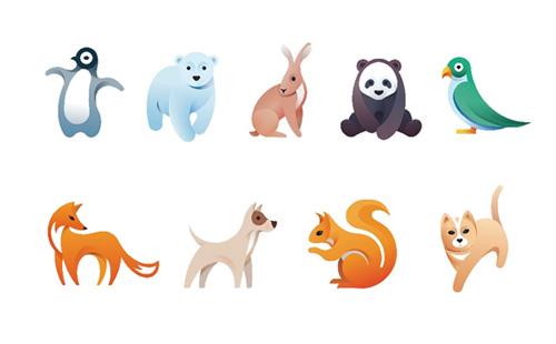动物图形的品牌命名方式