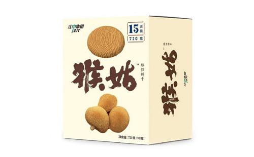 猴姑饼干品牌策划