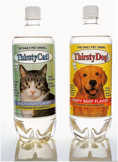 宠物瓶装水 失败案例