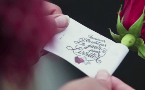 Wilkinson剃须刀情人节创意广告