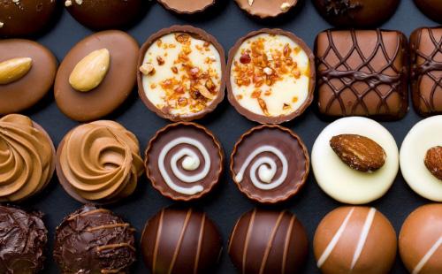巧克力品种多样化