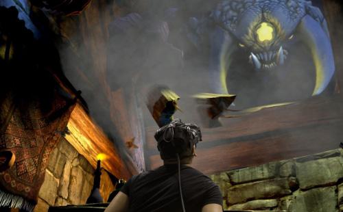 5G对VR游戏行业带来的改变
