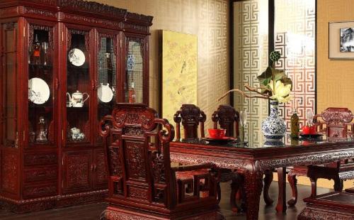 红木家具品牌整体服务方案