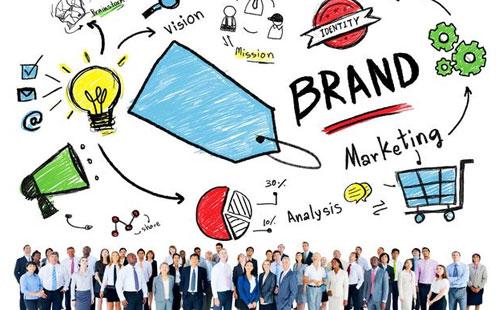 建立企业品牌知名度