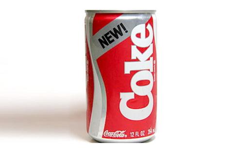 可口可乐重塑品牌