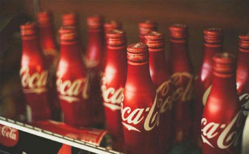 可口可乐品牌定位