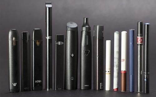 中国的电子烟品牌营销